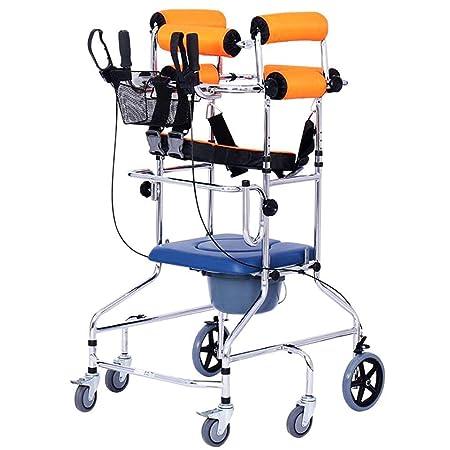 Walk Aid Andador Plegable, Ayuda para Caminar de pie con ...