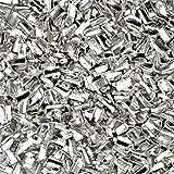 Silver Solder Ultra Tiny Precut Pieces 0.5mm X 1mm X .25mm Easy Density Chip (Qty=1500)