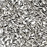 Silver Solder Ultra Tiny Precut Pieces 0.5mm X 1mm X .25mm Easy Density Chip (Qty=1500)