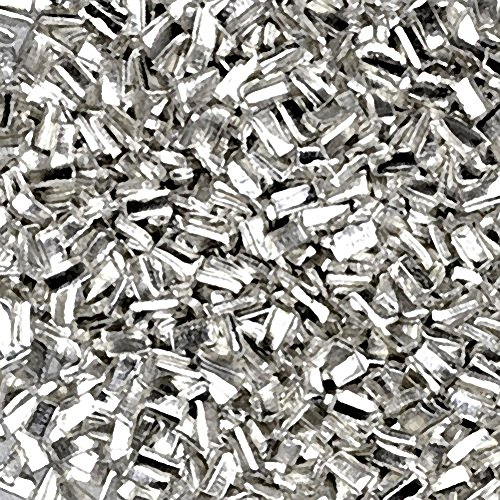 Silver Solder Ultra Tiny Precut Pieces 0.5mm X 1mm X .25mm