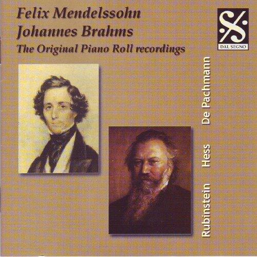 Original Piano Roll Recordings