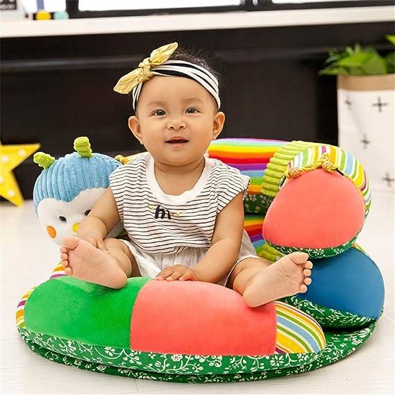 Baby Sofa Sitz Cartoon Pl/üsch Sitz weich Sofa abnehmbar Sofa Stuhl waschbar Baby Support Sitz Pl/üsch Spielzeug Kissen f/ür Kleinkinder Kinder S/äugling