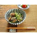 【M'home style】和食器 濃十草5.5煮物鉢