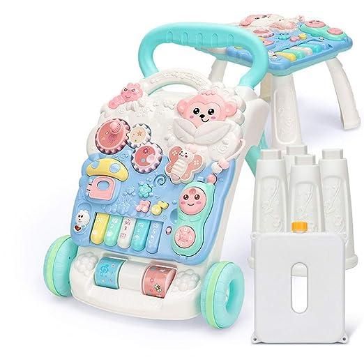 Meen Andador De Bebe, Educación Temprana Puzzle Trolley para ...
