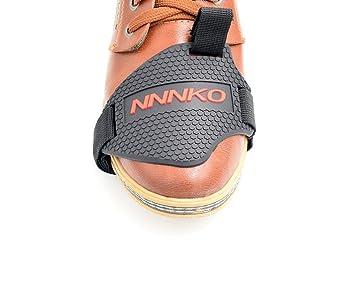 180fe26ef8639 Protección Protector de zapato para palanca de cambio Botas Zapatos Cambio  Moto Motocicleta de goma  Amazon.es  Coche y moto