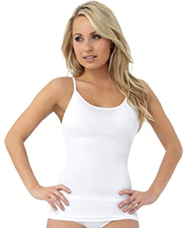 b5ade5a224 JML Belvia Shapewear Womens Ladies Top Body Shaper Slimming Vest ...