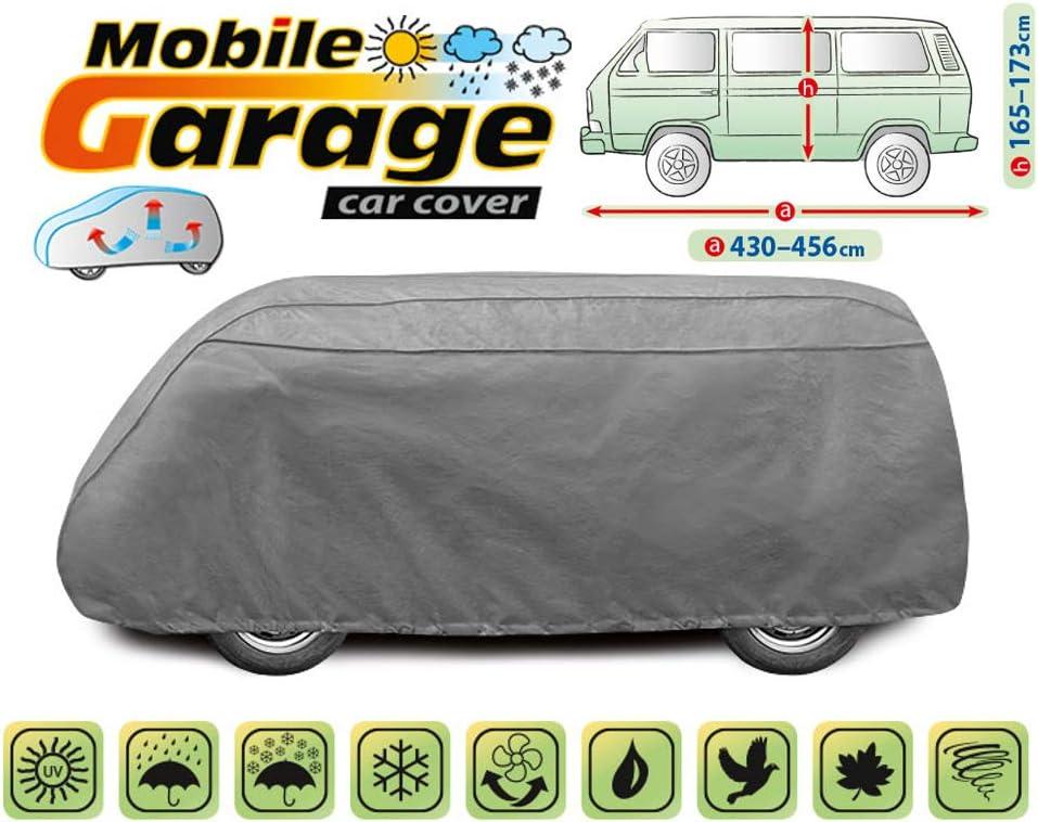 Abdeckplane Für Transporter Strapazierfähig Wasserdicht Atmungsaktiv Grau Auto