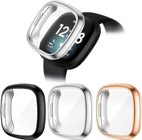 Cavn Hülle Kompatibel Mit Fitbit Sense Elektronik