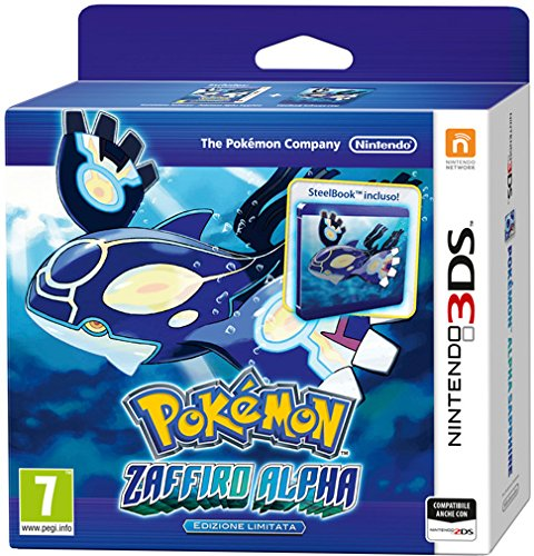 39 opinioni per Pokémon Zaffiro Alpha- Special Limited Edition