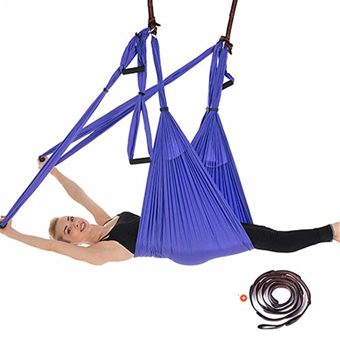 WGE Flying Antigravity Inversion Aerial Yoga Hamaca/Columpio ...