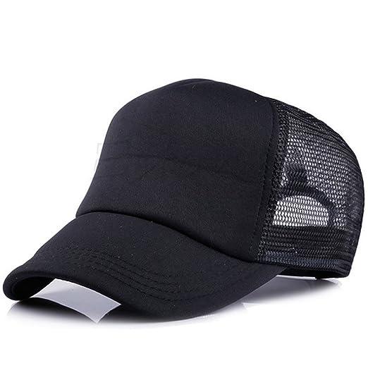 91c5adadfdf Baby Boys Girls Children Toddler Infant Hat Peaked Baseball Beret Kids Cap  Hats (Black)
