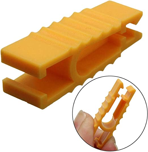 Zhuotop Sicherungsabzieher Für Kfz Gelb 5 Stück Auto