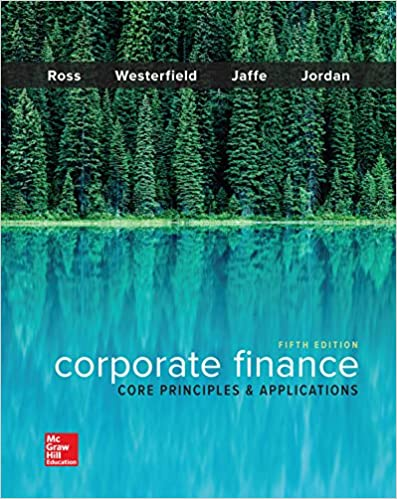 essentials of corporate finance 4th edition solutions pdf