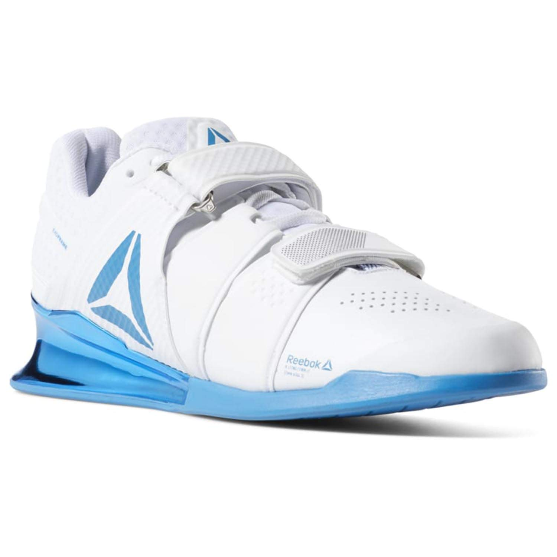 Cfg-white   Mendota bluee Reebok Men's Legacylifter Weightlifting shoes