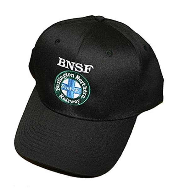 Image Unavailable. Image not available for. Color  Burlington Northern  Santa Fe Intermodal Logo Embroidered Hat  hat03  d445d01f1b8c