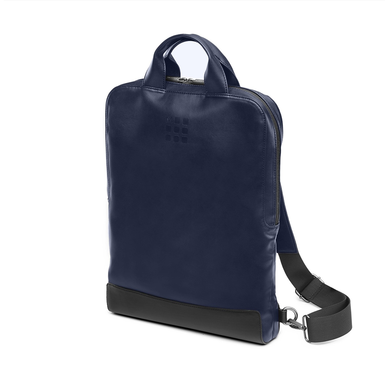 Moleskine Classic, Device, Bag, Vertical Sapphire Blue