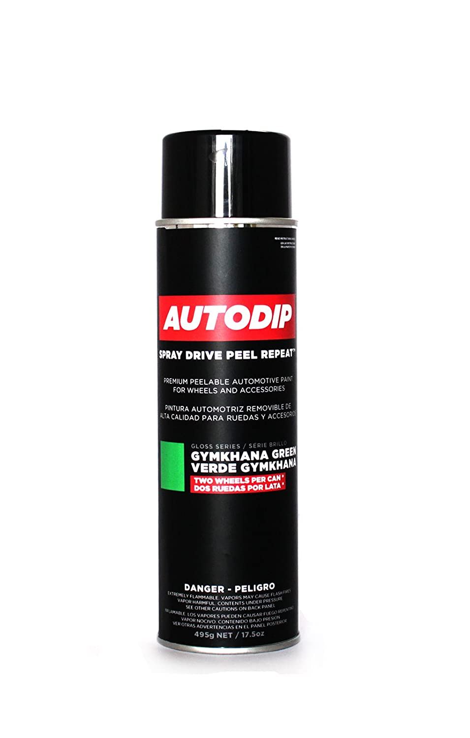 Amazon.com: 2 Pack Autodip Gymkhana Green for Wheels Trim Spray on Vinyl Car Truck SUV Dip: Automotive
