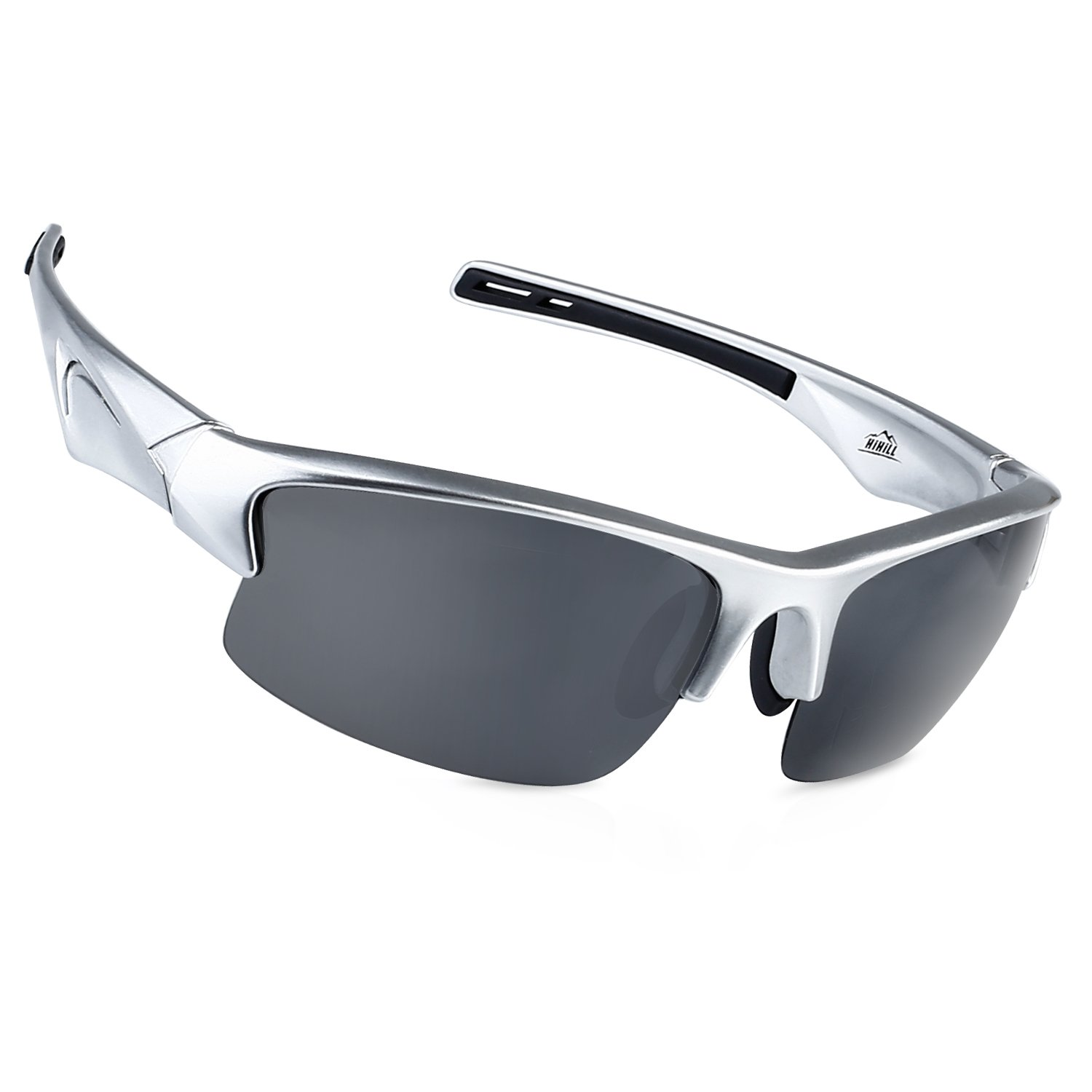 f618199af23 HiHiLL Polarized Sunglasses with a Polarized Lens for Trekking Running  Motorcycle