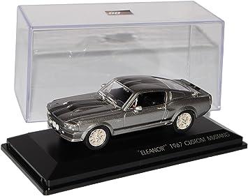 Ford Shelby Mustang GT500 Eleanor Nur Noch 60 Sekunden 1//43 Greenlight Modell Au