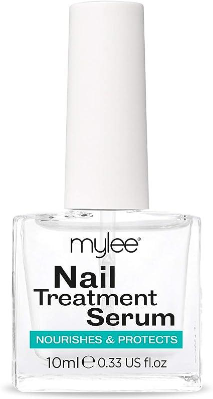 Mylee - Tratamiento de uñas Serum 10ml - Aceite completamente natural para uñas y cutículas - Fortalece, repara y promueve el crecimiento saludable de uñas: Amazon.es: Belleza
