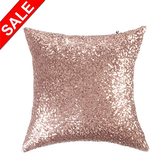 Kevin Textile Luxurious Pillowcase Rosegold product image