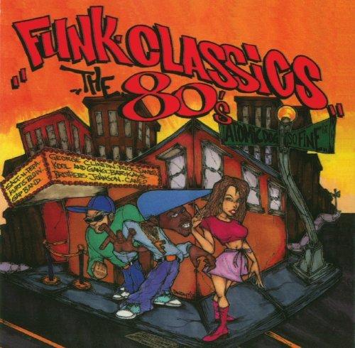 Funk Classics.The 80's