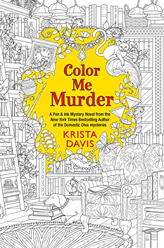 Color Me Murder (Pen & Ink Book 1)
