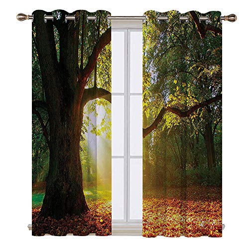 SATVSHOP Thermal Blackout Curtains - 120W x 108L Inch- for sale  Delivered anywhere in Canada