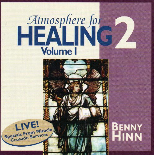 Atmosphere for Healing 2, Volume 1: Live Specials From Miracle Crusade Services by World Healing Center Church