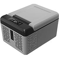 Portable Refrigerator/Freezer/Fridge 10 Quart(9 Liter), Mini Car Truck RV Boat Compact Fridge Electric Cooler for Travel…