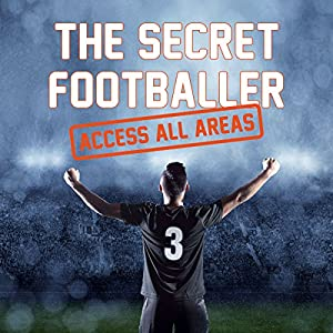 The Secret Footballer Audiobook
