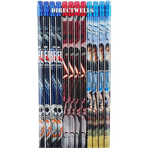 Star Wars Pencils 12 Count -