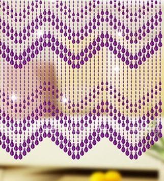 Amazon.de: Vorhänge Kürbis Dekoration Feng Shui Curtain Kinder ...