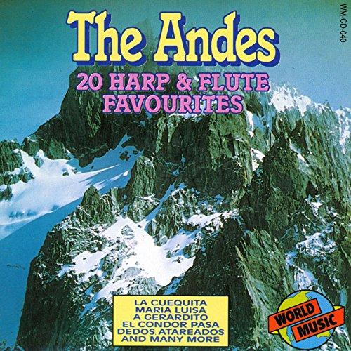 The Andes - 20 Harp & Flute Fa...