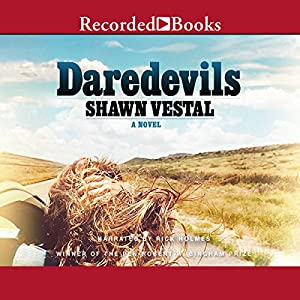 Daredevils Audiobook