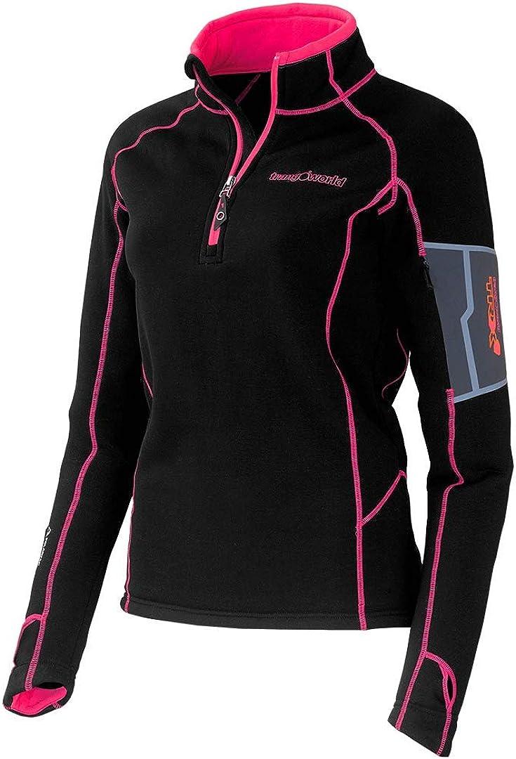 TALLA S. TRANGO TRX2 Stretch WM - Pullover para Mujer