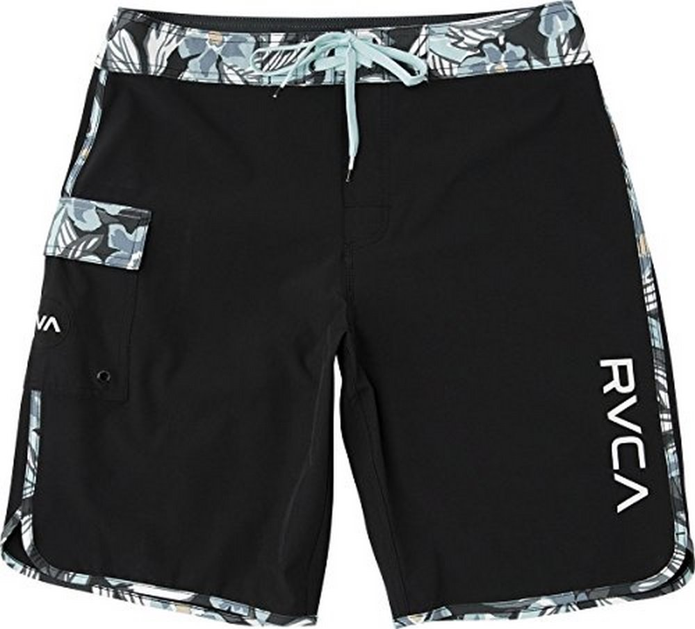 RVCA Men's Eastern Boardshort Trunk