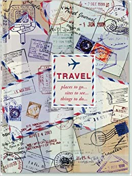 Travel Journal (Notebook, Diary) (Compact Journal Series) Hardcover