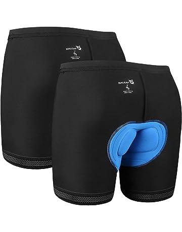 0d7167fdc1 Baleaf Men's 3D Padded Bike Bicycle MTB Cycling Underwear Shorts