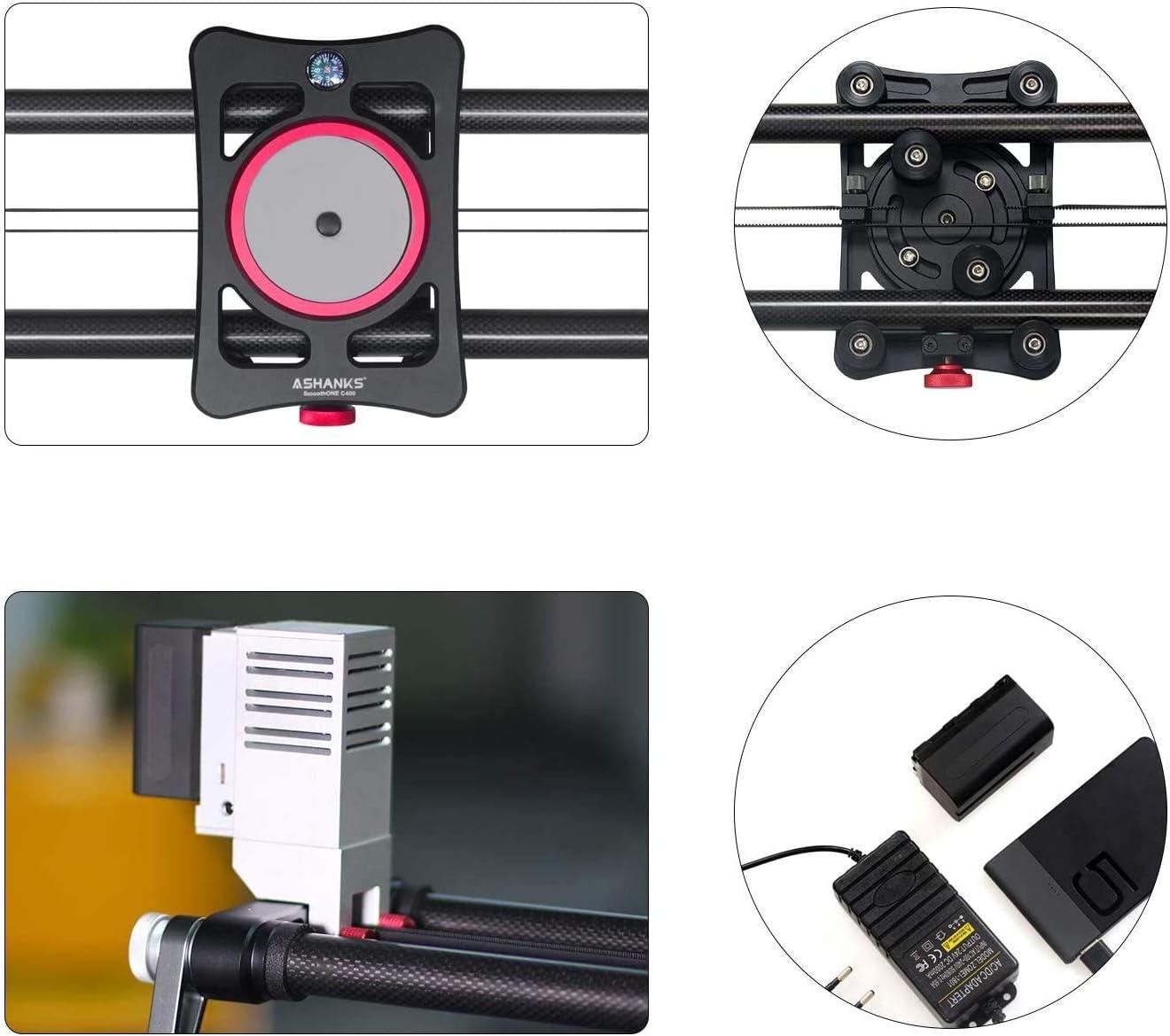 Motorisierter Kamera Schieber Ashanks 31 Elektronik