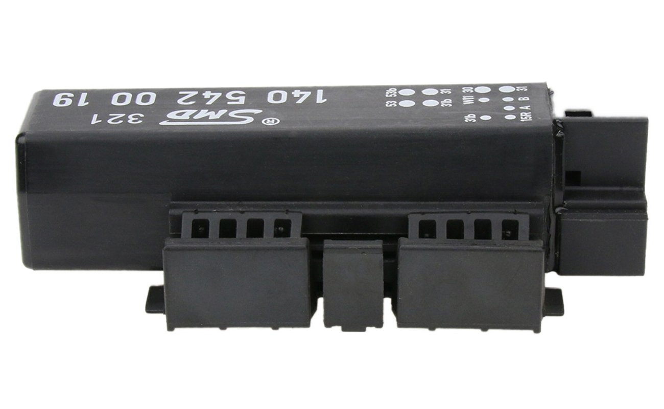 Bapmic 1405420019 Windshield Wiper Motor Relay