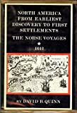 North America from Earliest Discovery to First Settlement, David B. Quinn, 0060134585