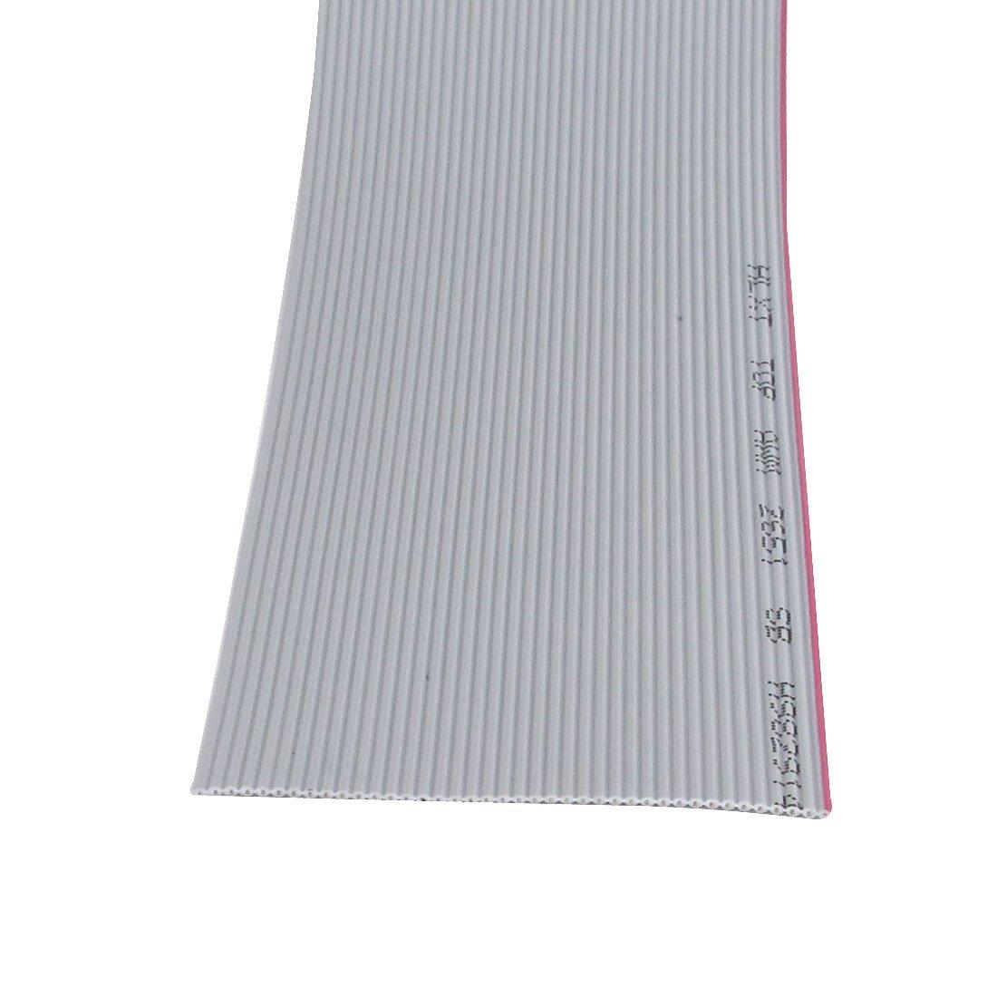 Cavo eDealMax IDC 40 Pin a nastro di estensione, 1,25 mm Distanza, 2 m di lunghezza, 2 pezzi