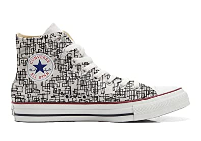 Converse All Star Hi Chaussures Coutume Mixte Adulte