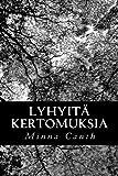 Lyhyitä Kertomuksia, Minna Canth, 1484085434
