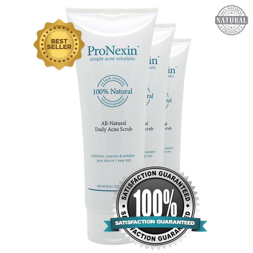 Pronexin (3 Pack) - Acne Face Wash - Best Acne Face Wash - The Best Acne Treatment to Become Acne-free