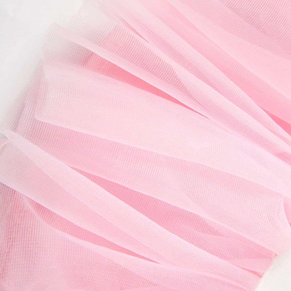Rouku 18-Inch American Girl Doll Dress American Girl Tulle Skirt Doll Dress Dressing Clothes American Girl Doll Dress