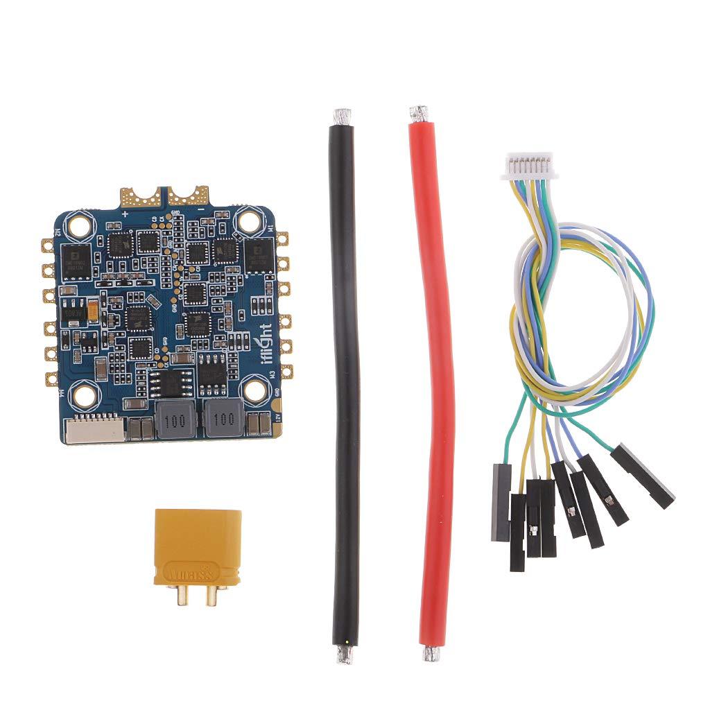 B Blesiya 4 in 1 3-6s 35A ESC Speed Controller Unterstützt DSHOT Blheli_s Zubehör