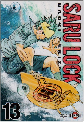 Saru Lock, Tome 13 (French Edition)