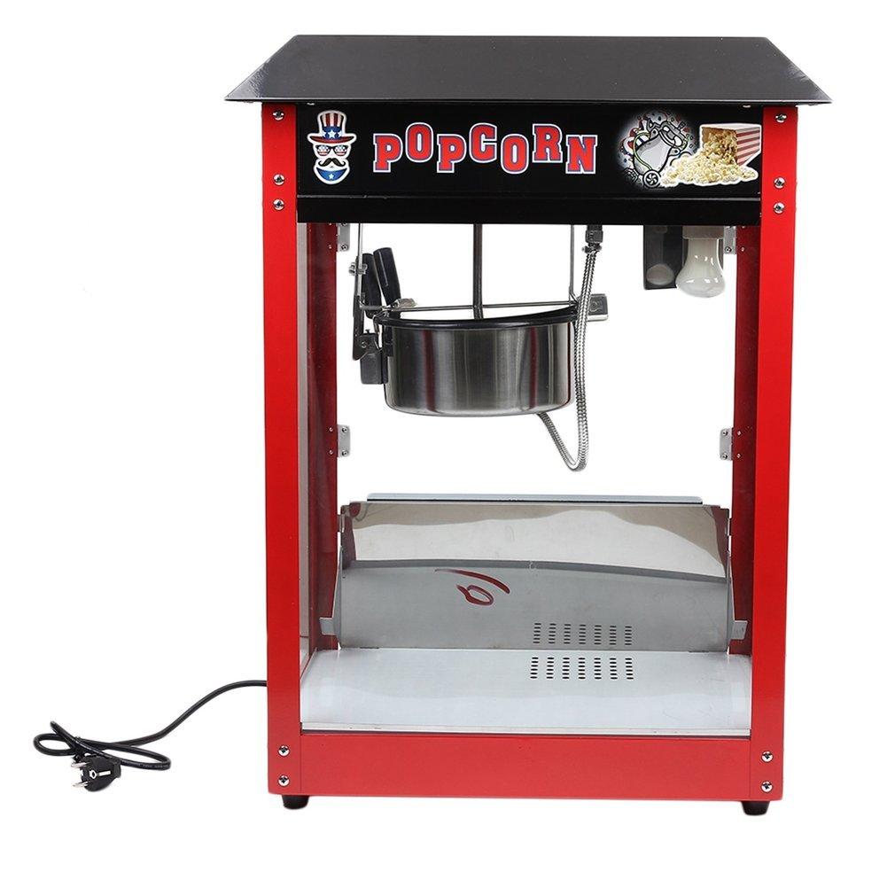 Profesional 8oz Popcorn Maker hostelería cafetera Pop Corn ...